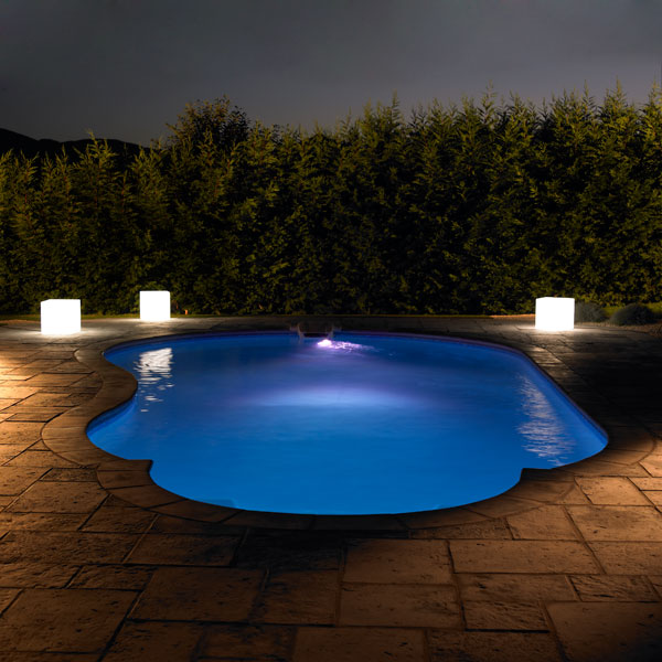projecteur led piscine jd pool led gri 110 blanc 1 la. Black Bedroom Furniture Sets. Home Design Ideas