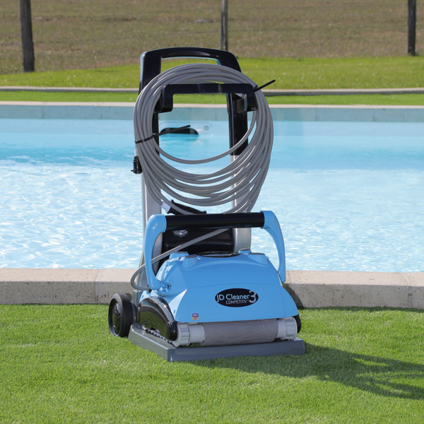 Robot piscine jd cleaner competitiv 3 5 la boutique for Petit robot piscine