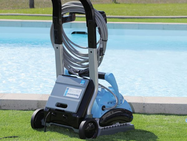 robot de piscine JD cleaner Competitiv' 3