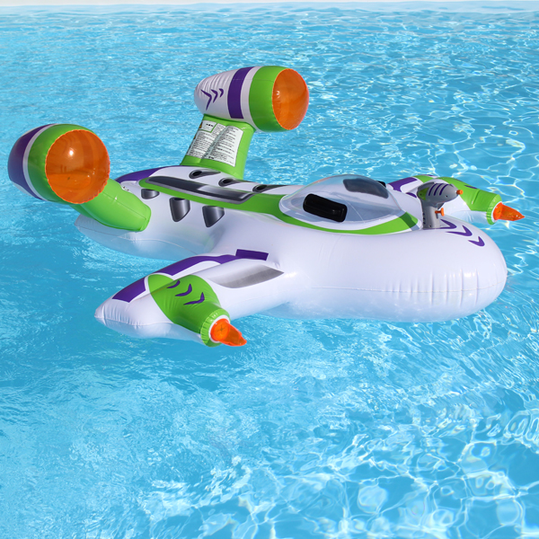 jeu de piscine enfant avion gonflable