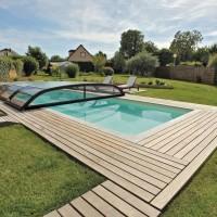 Hivernage piscine avec abri, indispensable ?