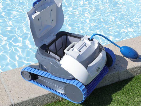 robot de piscine Dolphin S50