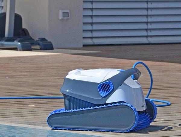 robot de piscine S300
