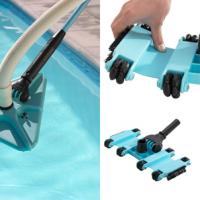 Aspirateur manuel piscine : Mode d'emploi !