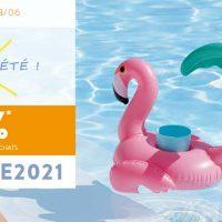 Cap sur l'été ☀ 10%* avec le code : ETE2021 !