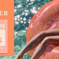 ☀ Hello Summer ☀ Jusqu'à -15%* de remise !